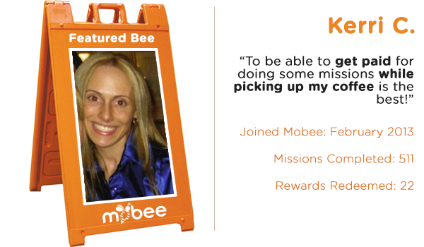 Featured Bee Kerri